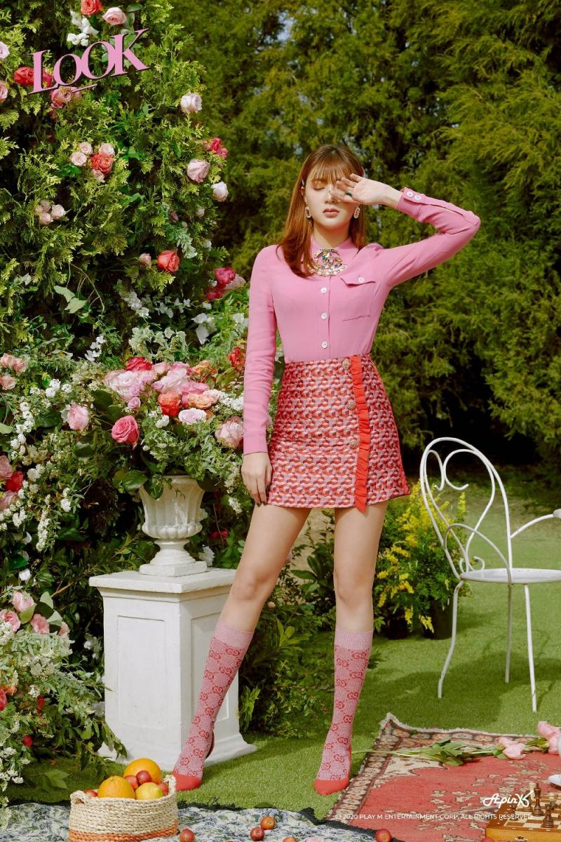 Hayoung (Apink Member) Age, Bio, Wiki, Facts & More