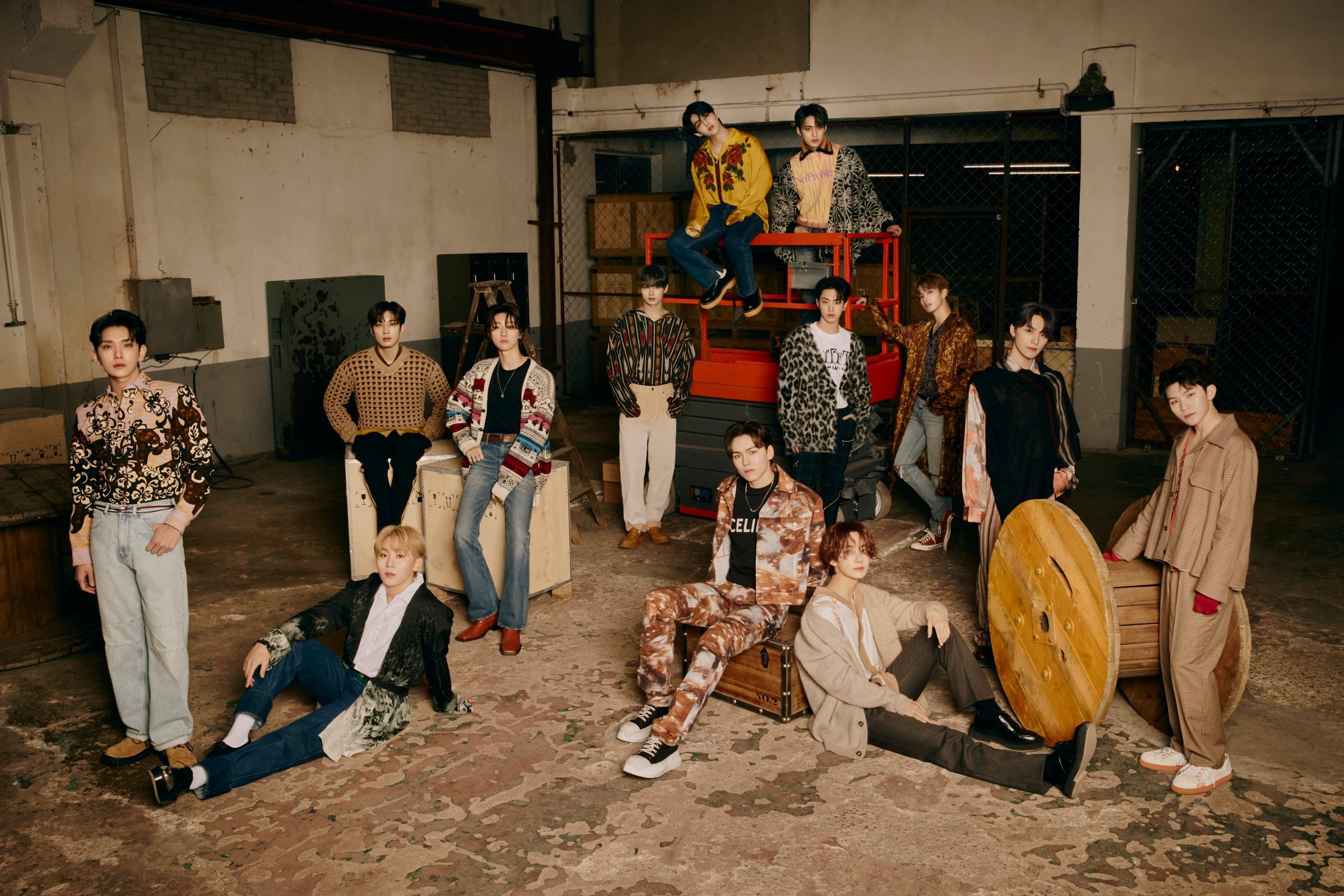 Seventeen Members Profile (Age, Bio, Wiki, Facts & More)